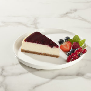 Lesné ovocie Cheesecake